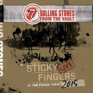 From The Vault: Sticky Fingers Live at The Fonda Theatre 2015 [DVD/3LP]