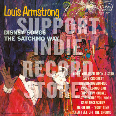 Louis Armstrong - Disney Songs The Satchmo Way [RSD 2019]