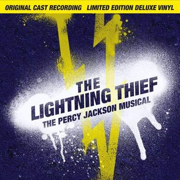 The Lightning Thief - The Percy Jackson Musical [2017 OCR Limited Edition Deluxe LP]