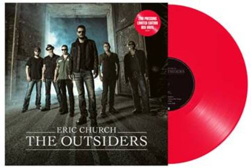 The Outsiders [Red LP]