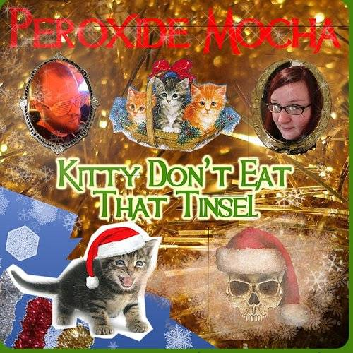 Kitty Don't Eat That Tinsel
