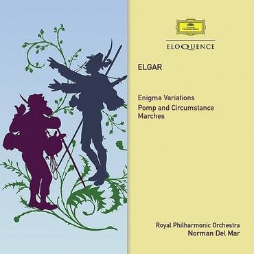 "Variations On An Original Theme, Op.36 ""Enigma"": Elgar: Enigma Variations; Pomp And Circumstance Marches"