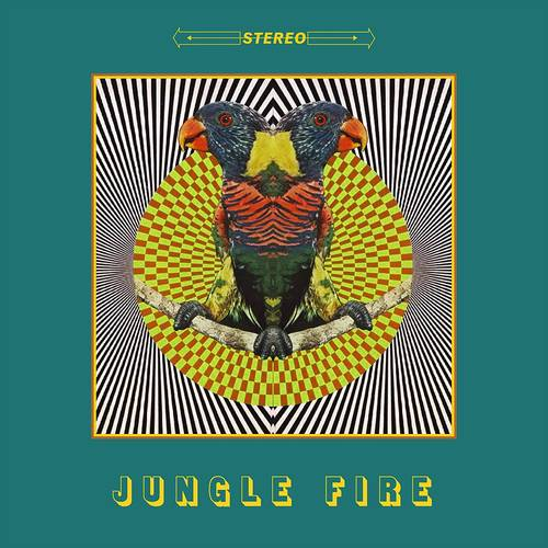 Jungle Fire [LP]