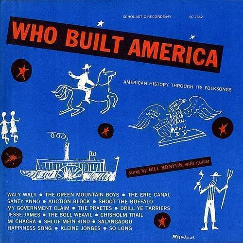 Who Built America: American History Through Its Fo