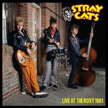 Live At The Roxy 1981 (Pict)