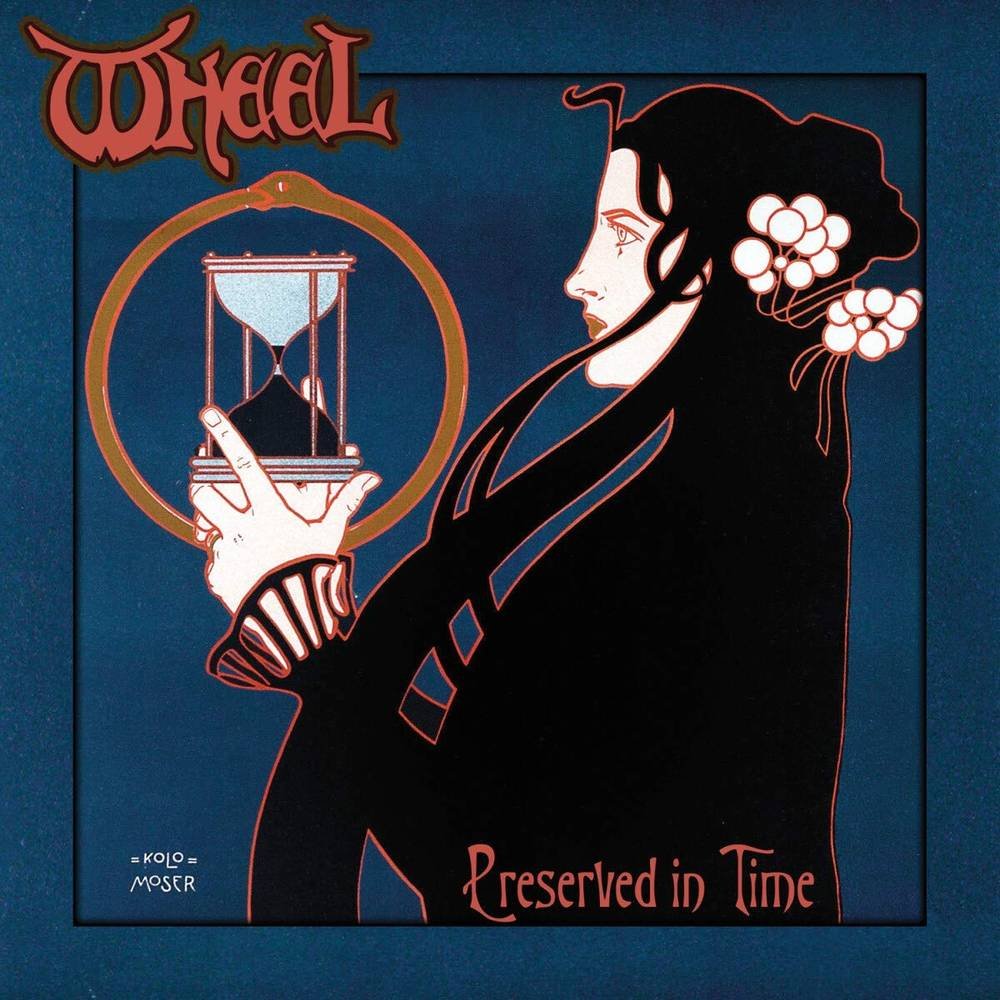 Wheel - Preserved In Time [LP]