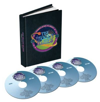 The Moody Blues - Timeless Flight [4CD]