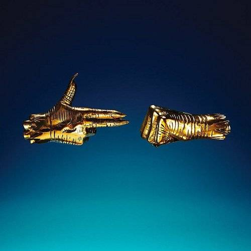 Run The Jewels 3 [Indie Exclusive Limited Edition Gold Vinyl + Gold Pendent]