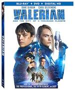 Valerian [Movie] - Valerian & The City Of A Thousand Planets