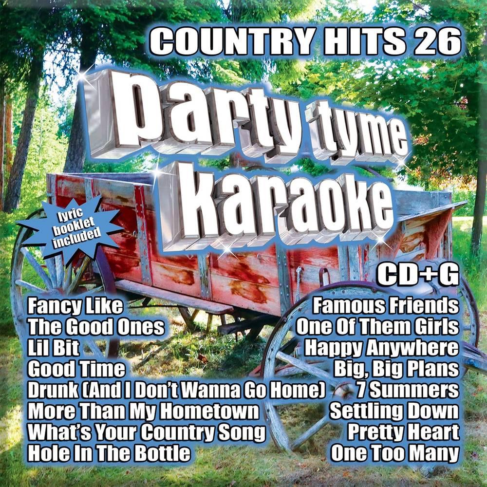 Party Tyme Karaoke - Country Hits 26
