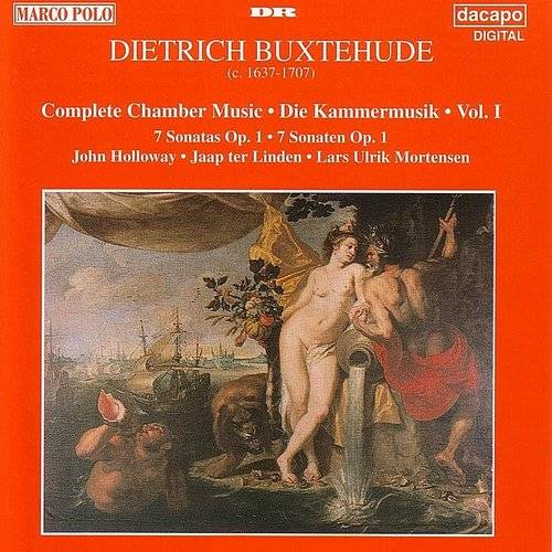 BUXTEHUDE: Chamber Music, Vol. 1