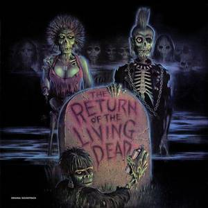 Return Of The Living Dead / O.S.T. (Colv) (Ltd)