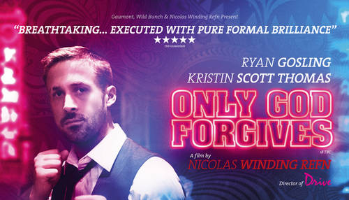 Only God Forgives [Movie]