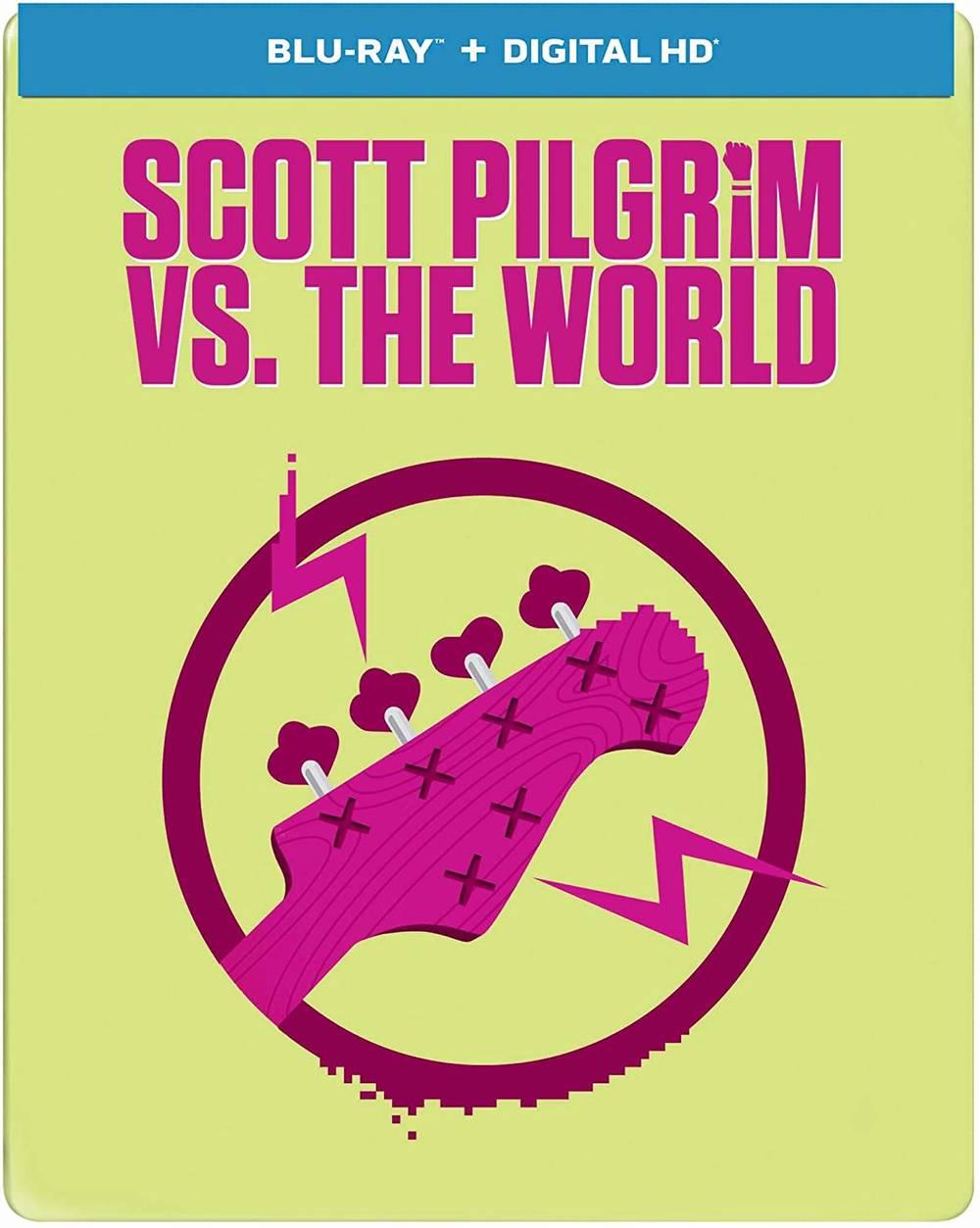 Scott Pilgrim vs. The World [Movie] - Scott Pilgrim vs. the World [Limited Edition Steelbook]