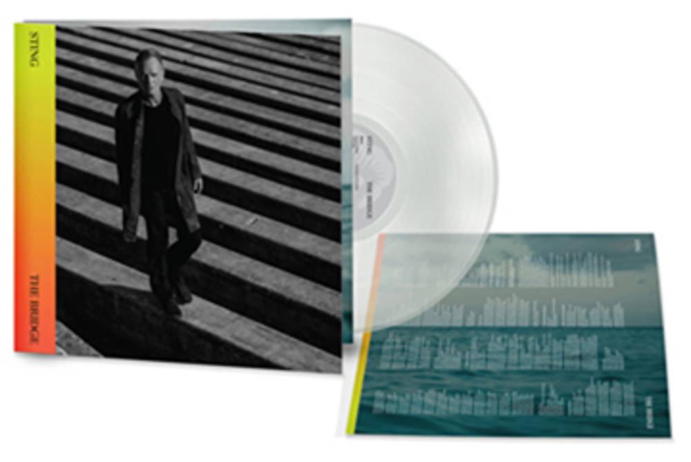 Sting - The Bridge [EF Exclusive Clear Vinyl]