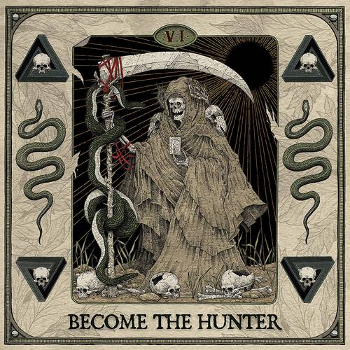 Become The Hunter [Bone/Black Splatter LP]