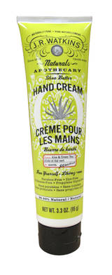 Lotion - Aloe & Green Tea Hand Cream
