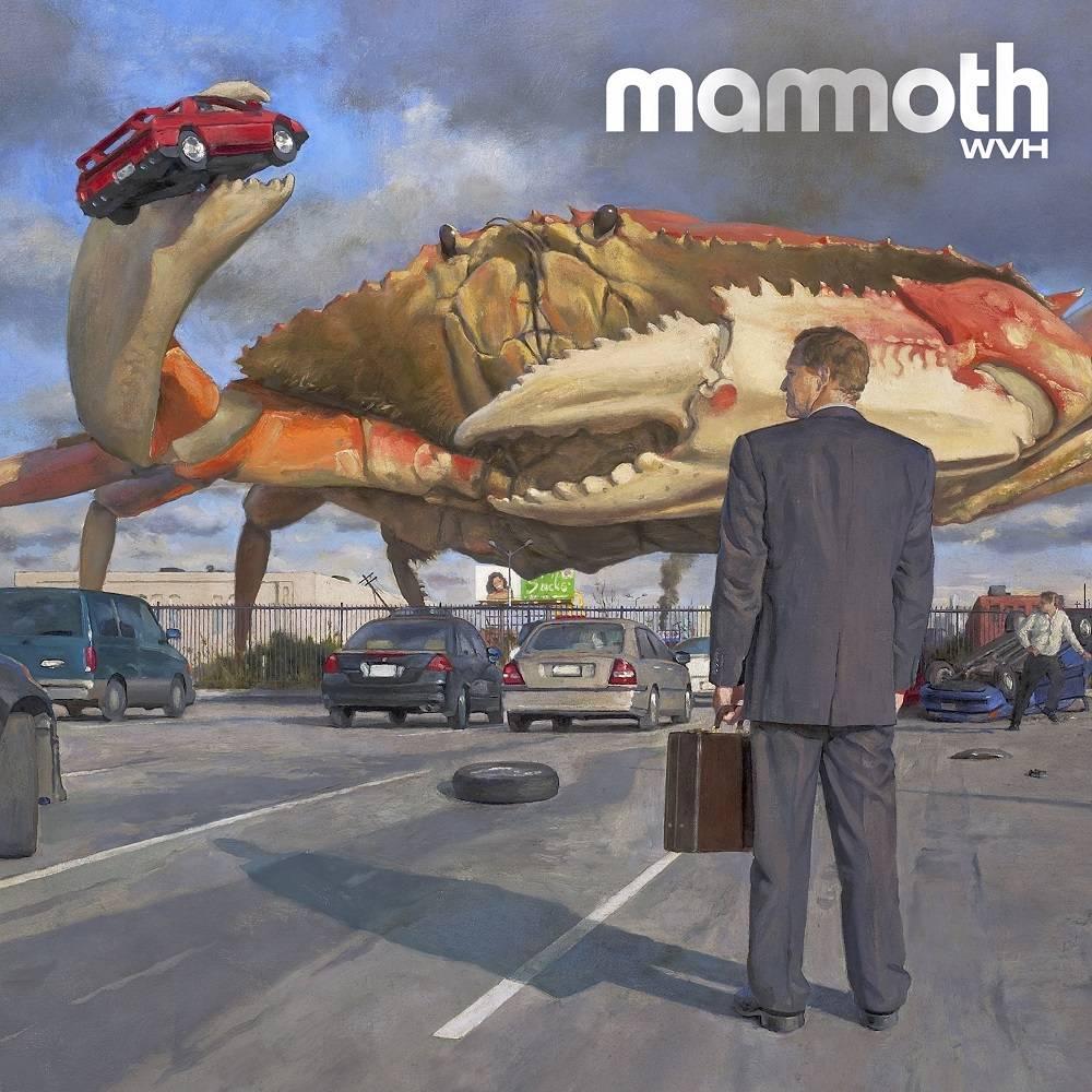 Mammoth WVH - Mammoth WVH (IEX) (Black Ice Vinyl)