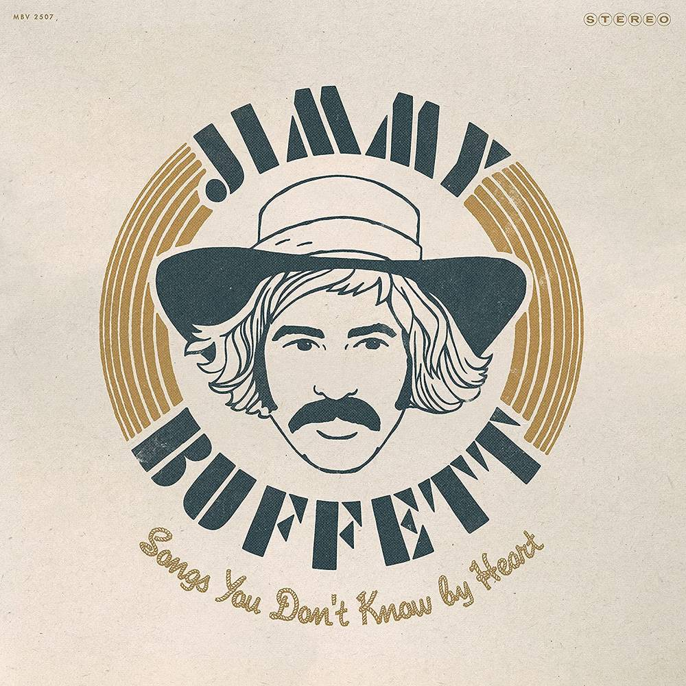 Jimmy Buffett - Songs You Don't Know By Heart [Blue 2 LP]