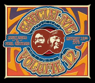 GarciaLive Volume Twelve: January 23rd, 1973 The Boarding House [3 CD]