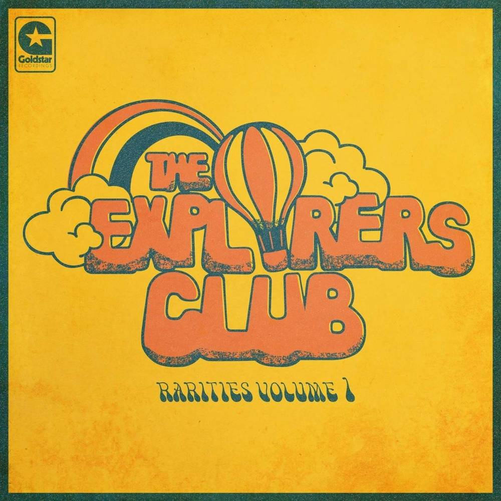 The Explorers Club - Rarities Volume 1 [LP]