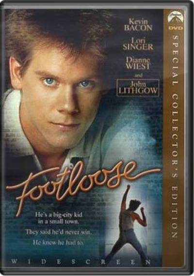 Bacon/Singer/Wiest/Lithgow - Footloose