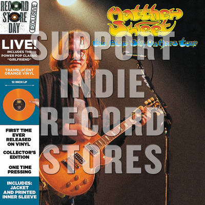 Matthew Sweet - Pleasure Island, Live [RSD 2019]