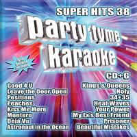 Party Tyme Karaoke - Super Hits 38
