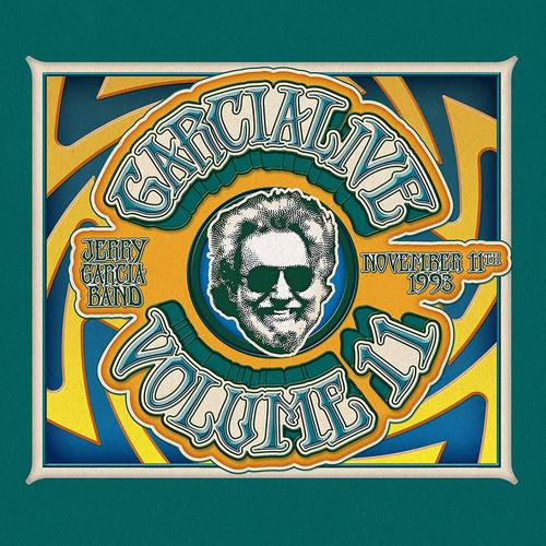 GarciaLive Volume Eleven: November 11th, 1993 Providence Civic Center [2 CD]