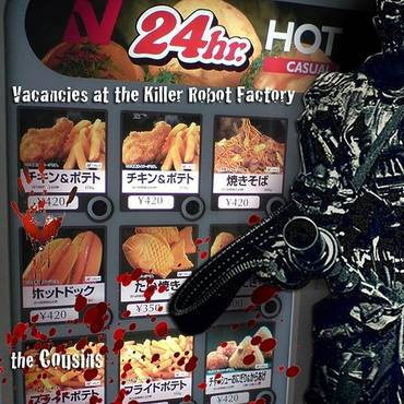 Vacancies At The Killer Robot Factory - Single