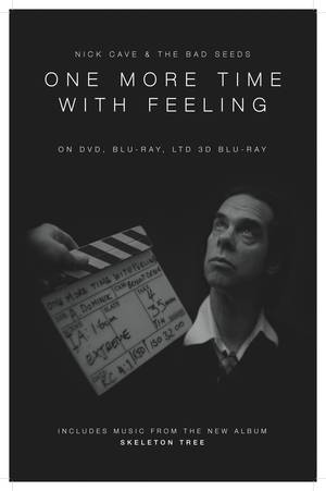 NICK CAVE AND THE BAD SEEDS - Free Poster