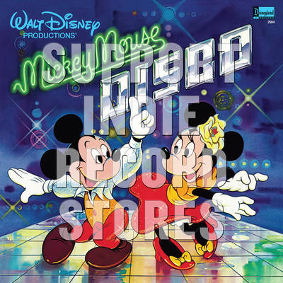 Various Artists - Mickey Mouse Disco [RSD 2019]