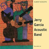 Jerry Garcia - Almost Acoustic [Purple 2LP]