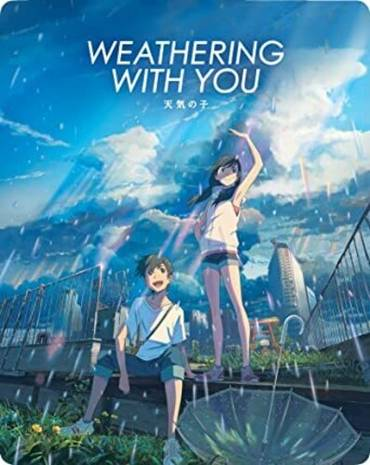 Weathering With You [Limited Edition Steelbook]