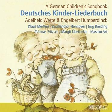Deutsches Kinder-Liederbuch