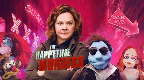 The Happytime Murders [Movie]