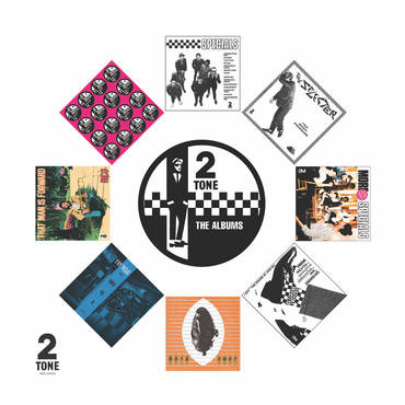 Two Tone - The Albums [8 CD Box Set]