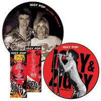 Iggy Pop - Iggy & Ziggy Cleveland '77 [Limited Edition Picture Disc LP]