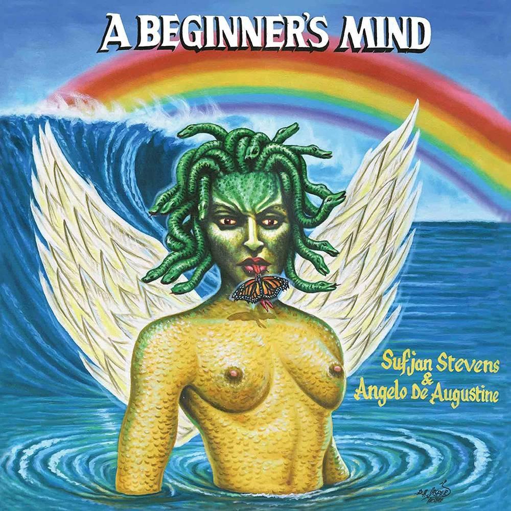 Sufjan Stevens & Angelo De Augustine - A Beginner's Mind [Olympus Perseus Gold LP]