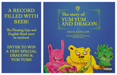 ENTER TO WIN A VERY SPECIAL DRAGONS & YUM YUMS
