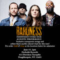 Baroness in-store June 15