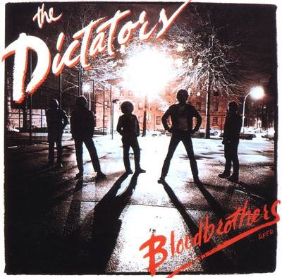 The Dictators - Bloodbrothers [SYEOR 2017 Exclusive Red Vinyl]