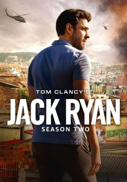 Tom Clancy's Jack Ryan: Season Two