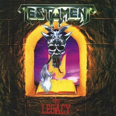 Testament - The Legacy [Rocktober 2017 Limited Edition Green LP]