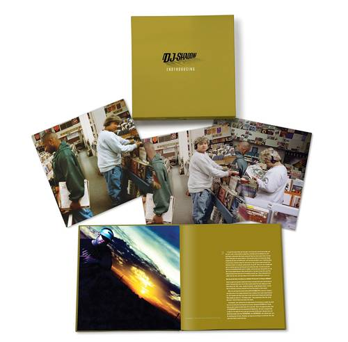 Endtroducing [Deluxe Edition 6LP]