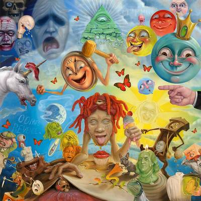 Trippie Redd - Life's A Trip [Red/Yellow LP]