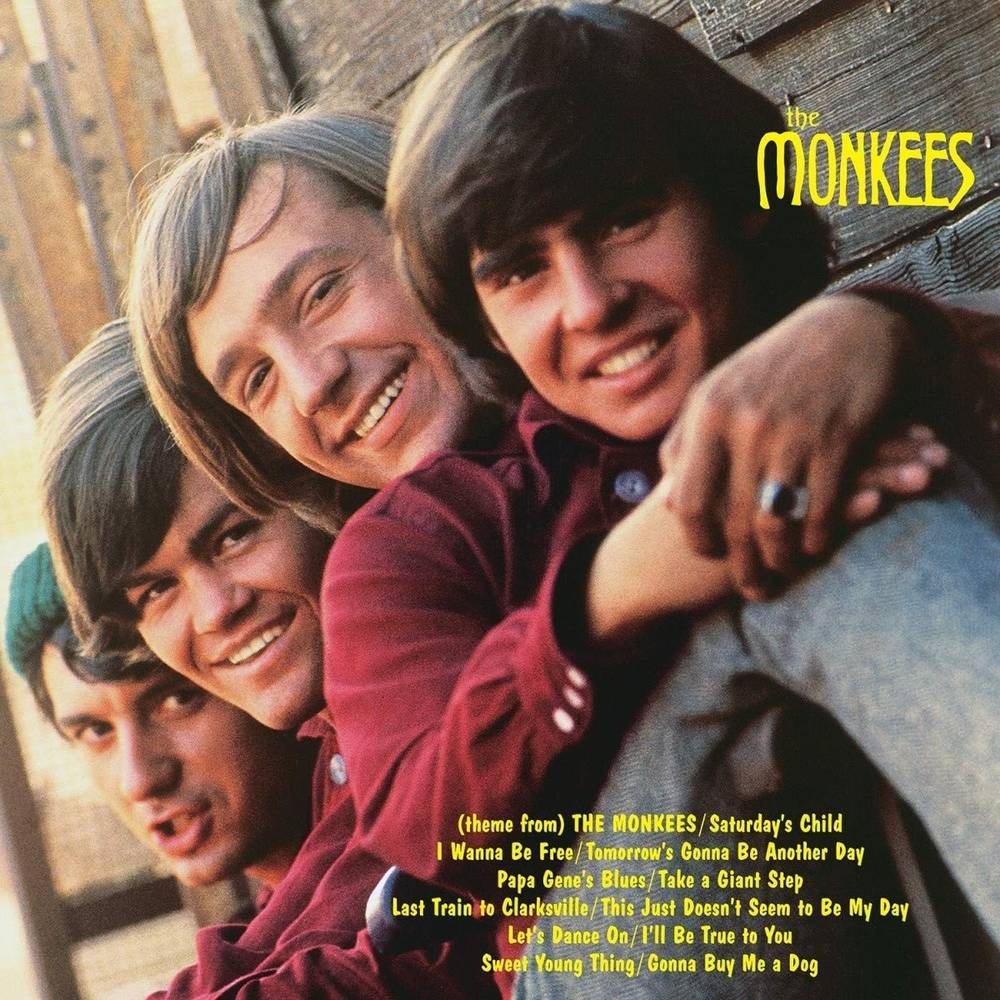 The Monkees - The Monkees [Limited Edition Deluxe 2LP]
