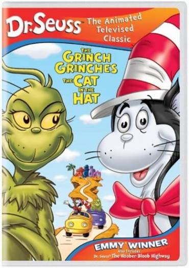 The Grinch Grinches the Cat in the Hat (also includes Dr. Seuss' The Hoober-Bloob Highway)