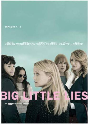 Big Little Lies: The Complete First & Second Season