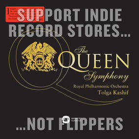 Kashif: The Queen Symphony